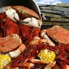 Up to 40% Off Sea Food at Blue Water Seafood & Crab