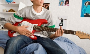 Atlantis Guitar: Two or Four Private 30-Minute Guitar Lessons at Atlantis Guitar (Up to 59% Off)