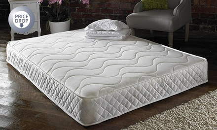 Quilted Rolled Bonnell Mattress