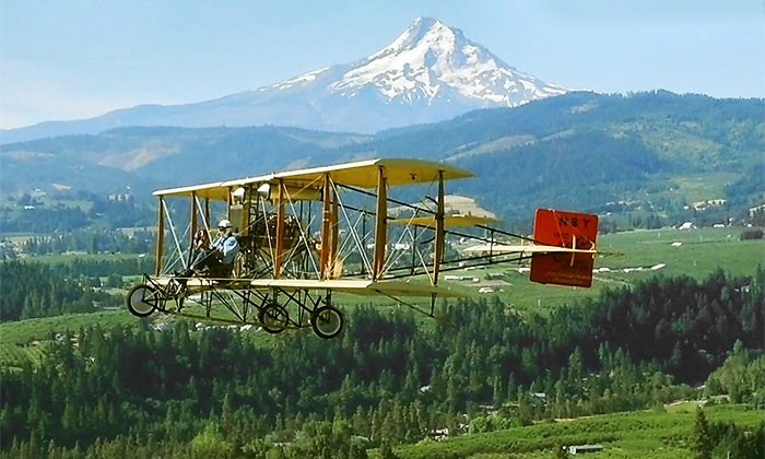 Western Antique Aeroplane and Automobile Museum - Hood River: Admission for Two or Four to the Western Antique Aeroplane and Automobile Museum (Up to 25% Off)