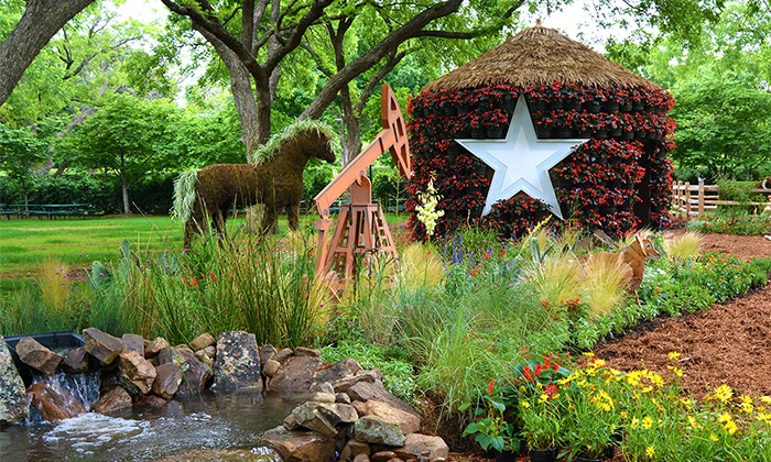 Dallas Arboretum and Botanical Garden - Lakewood: $15 for Summer at the Arboretum for Two at Dallas Arboretum and Botanical Garden ($30 Value)