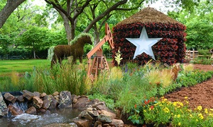 Dallas Arboretum and Botanical Garden: $15 for Summer at the Arboretum for Two at Dallas Arboretum and Botanical Garden ($30 Value)