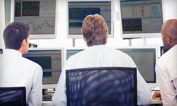 HowDoITradeStocks.com - Kitchener - Waterloo: One- or Three-Month Membership to Online Trading Knowledge Centre at HowDoITradeStocks.com (Up to 82% Off)