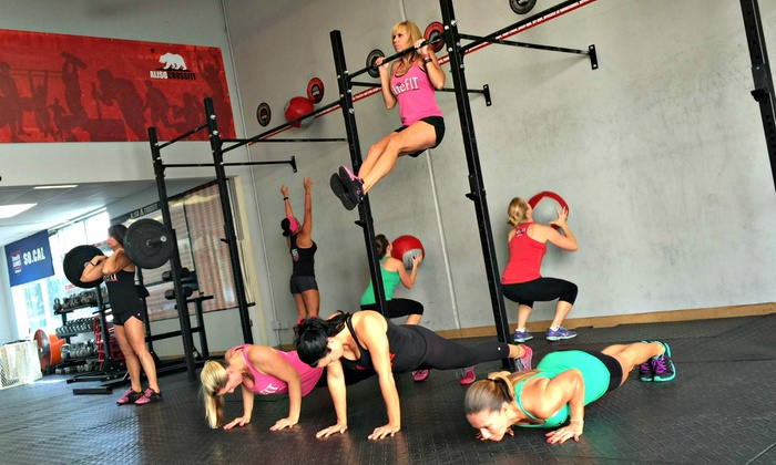 Aliso CrossFit - Aliso Viejo: $59 for One Month of Women's CrossFit Classes, Babysitting Included at Aliso CrossFit ($205 Value)
