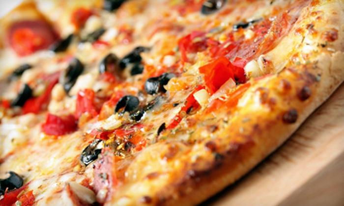 Barraco's Ristorante - Multiple Locations: $10 for $20 Worth of Pizza and Italian Fare at Barraco's Ristorante. Three Locations Available.