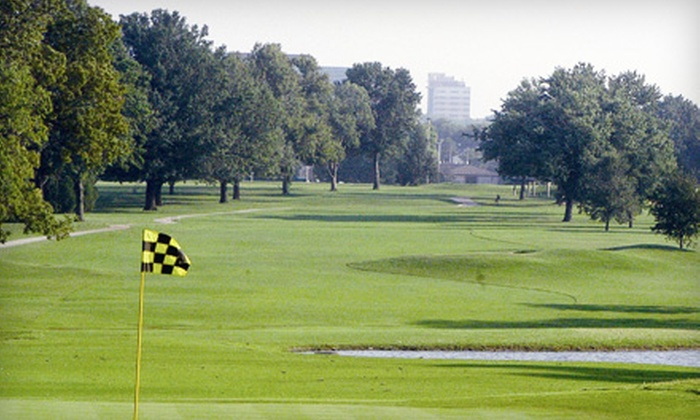 LaFortune Park Golf Course - Tulsa: $40 for One Round of Golf for Two, Range Balls, and a Cart at LaFortune Park Golf Course ($86.12 Value)