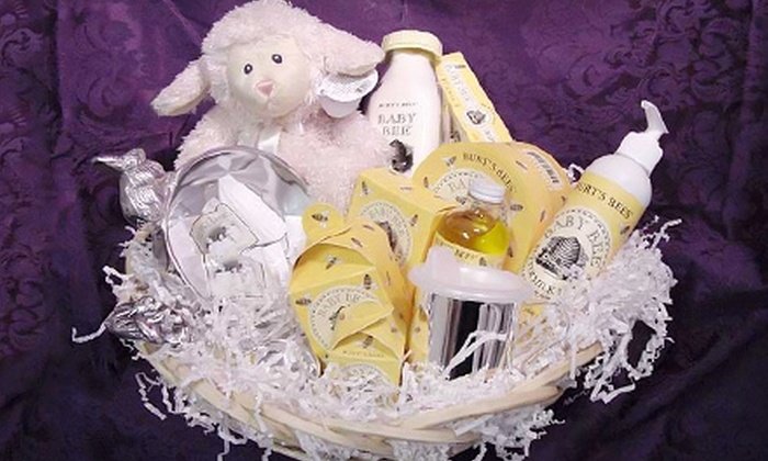 Basket & Company: $30 for $60 Worth of Gift Baskets at Basket & Company