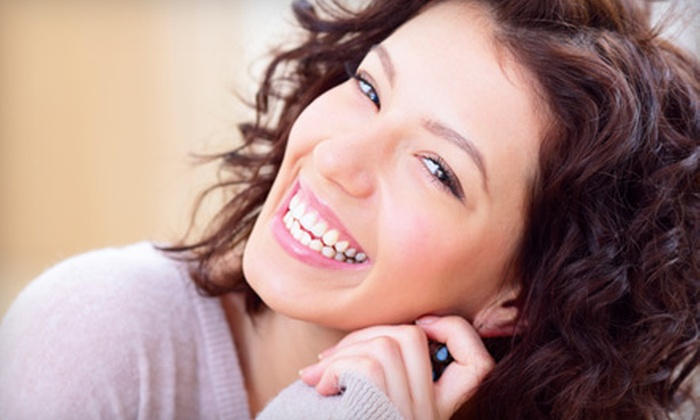 Wendy Mayer DDS - Clinton:  In-Office Zoom! Teeth-Whitening Treatment or Oral-Health Package at Wendy Mayer DDS (Up to 86% Off)