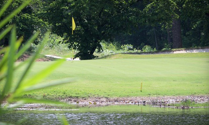Hidden Valley Golf Club - Gaston: $38 for an 18-Hole Golf Outing with Cart Rental for Two at Hidden Valley Golf Club (Up to $76 Value)