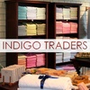 Half Off at Indigo Traders or Indigo Bath