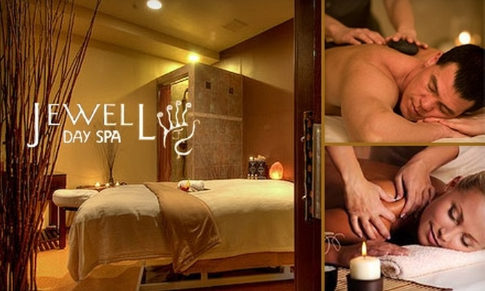 Jewell Day Spa - North End: $59 for Your Choice of Body Wrap at Jewell Day Spa