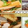 Half Off Seasonal Cuisine at Sonoma