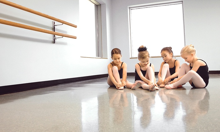 Michigan Academy of Dance & Music - Dexter: $29 for Six Weeks of Kids' Dance Classes at Michigan Academy of Dance & Music ($75 Value)