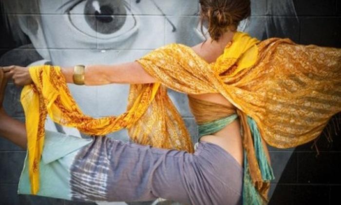 Charleston Power Yoga - Cannonborough - Elliottborough: $26 for a Five-Class Pass to Charleston Power Yoga (Up to $65 Value)