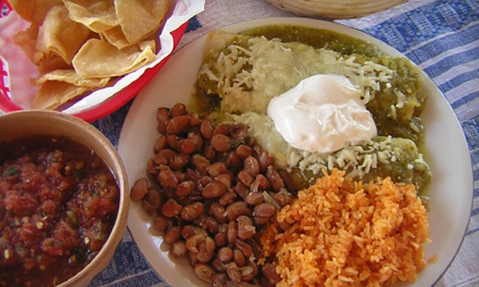 Mi Casa Tamales - Boerne: Tex-Mex Meal with Appetizers, Entrees, and Desserts for Two or Four at Mi Casa Tamales in Boerne (Up to 57% Off)