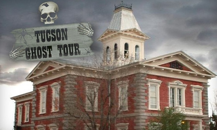Tuscon Ghost Tour - Tucson: $6 for a Walking Tour from Tucson Ghost Tour ($13 Value)