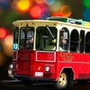 Two-Hour Holiday Light Tour Admission or Three-Hour Trolley Rental