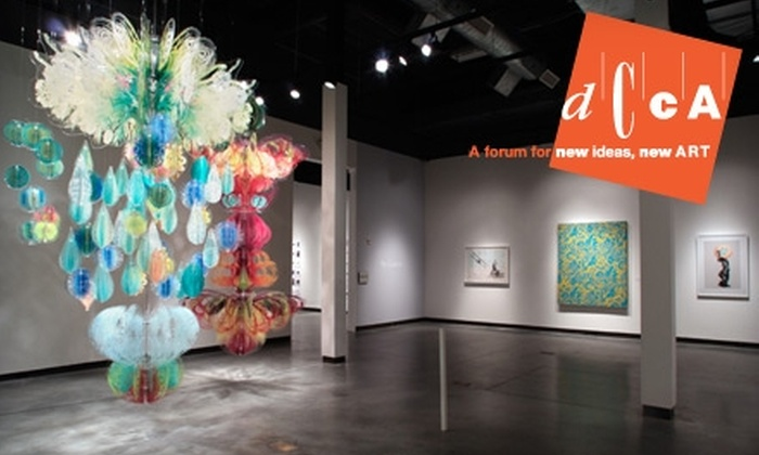 Delaware Center for the Contemporary Arts - Hedgeville: $32 for a One-Year Family Membership at the Delaware Center for the Contemporary Arts ($65 Value)