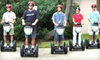 Segway Experience Treasure Coast - Hutchinson Island South: $34 for a Two-Hour Segway Tour from Segway Experience Treasure Coast in Jensen Beach ($69 Value)