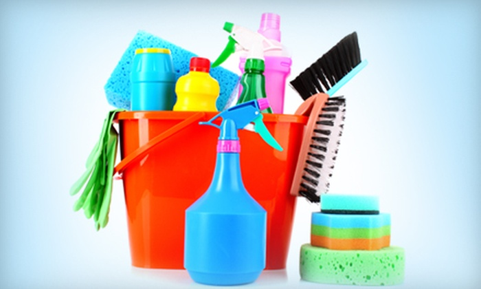 Miss'es Clean - Multiple Locations: $59 for a Home-Cleaning Product Package at Miss'es Clean ($142.38 Value)