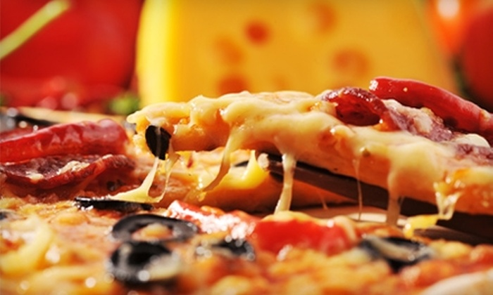 Pizza Man - Multiple Locations: $10 for $20 Worth of Pizza and Wings at Pizza Man
