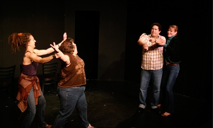 Big City Improv - San Francisco: $16 for Two General-Admission Tickets to Big City Improv at The Shelton Theater (Up to $40 Value)