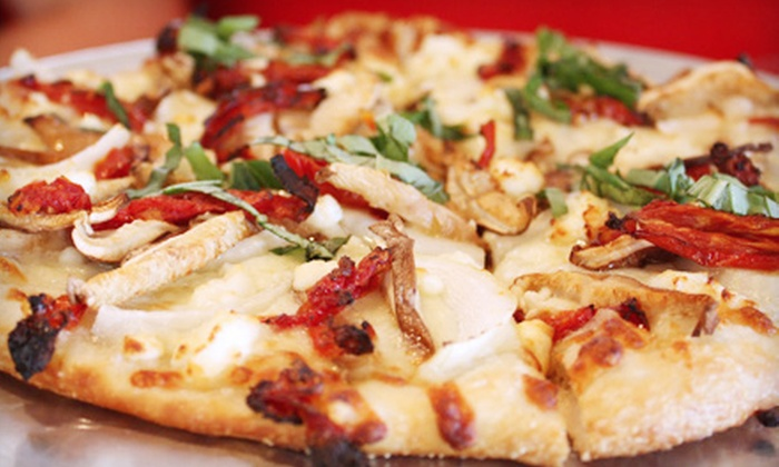 ZZ's Pizza Company - Cincinnati: Pizza and Salad for Two or Four at ZZ's Pizza Company