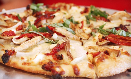 ZZ's Pizza Company: 2 Side Salads and a 12-Inch Specialty Pizza for 2 People - ZZ's Pizza Company in Cincinnati