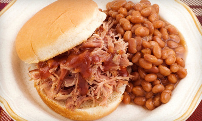 Richey's BBQ - Liberty Highlands: $7 for $15 Worth of Southern Barbecue Fare at Richey's BBQ in Harpersville