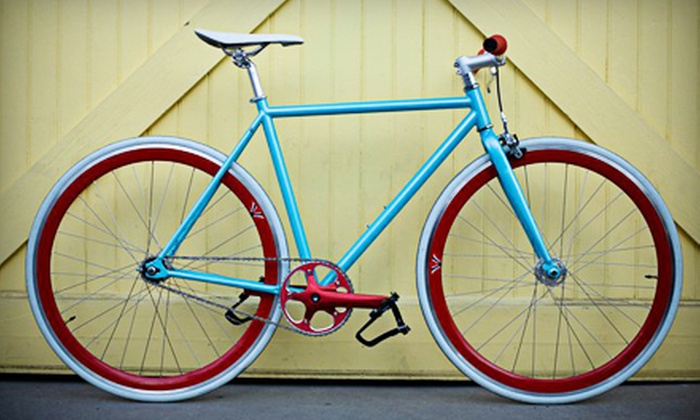 State Bicycle Co. - Tempe: Bicycle Parts and Cycling Accessories at State Bicycle Co. in Tempe (Up to 51% Off). Two Options Available.