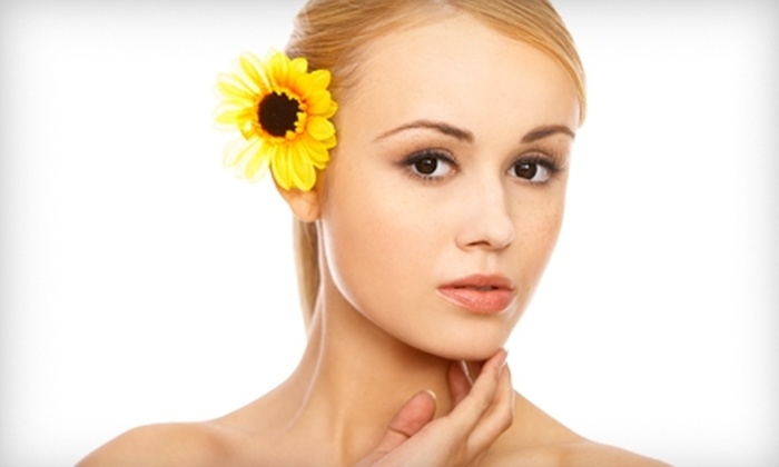 Laser Hair Removal Center - Wescosville: $99 for Two Microdermabrasion Treatments ($450 Value) or $175 for Two Laser Facials ($700 Value) at Laser Hair Removal Center