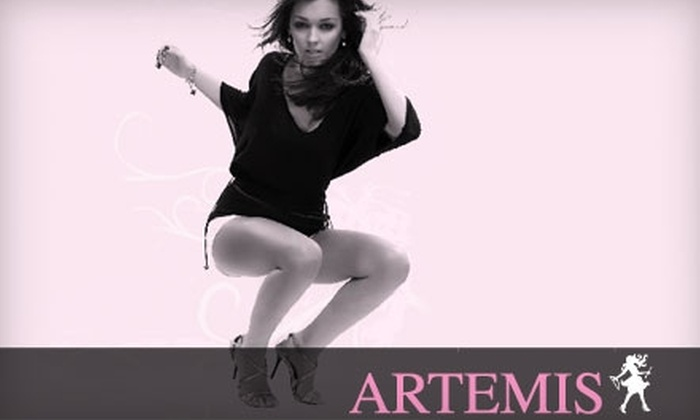 Artemis Revolution - Tuttle: $59 for a Luxury Spa Package at Artemis Revolution (Up to $215 Value)
