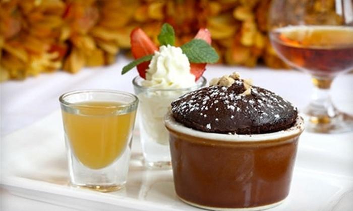Café du Soleil - Upper West Side: $20 for $40 Worth of Authentic French Cuisine and Drinks at Café du Soleil