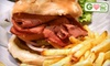Fat's Grill - Salt Lake City: $12 for $25 Worth of Burgers and More at Fat's Grill (or $7 for $15 Worth of Lunch)