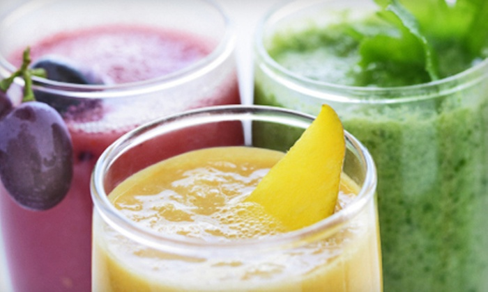 Natureba Juice Bar - Redondo Beach: $4 for $8 Worth of Smoothies, Juices, and Sandwiches at Natureba Juice Bar in Redondo Beach
