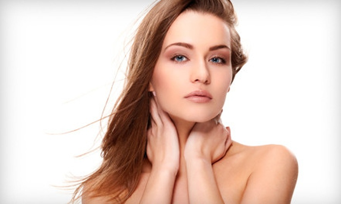 Cosmetic Laser & Beauty Spa - East Louisville: $39 for an Intense Lip-and-Eye Treatment and a Hand-and-Foot Treatment at Cosmetic Laser & Beauty Spa ($80 Value)