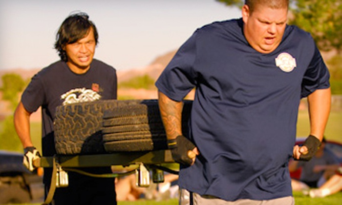 Boot Camp Las Vegas - Multiple Locations: $29 for a One-Month, 20-Class Pass to Boot Camp Las Vegas ($250 Value)