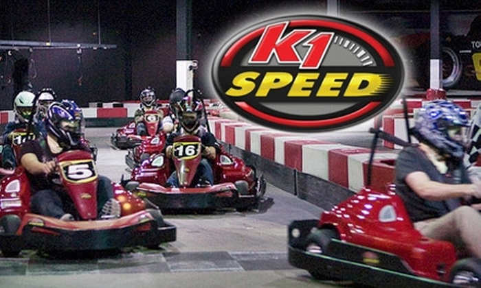 52 Off Racing And More At K1 Speed K1 Speed Groupon