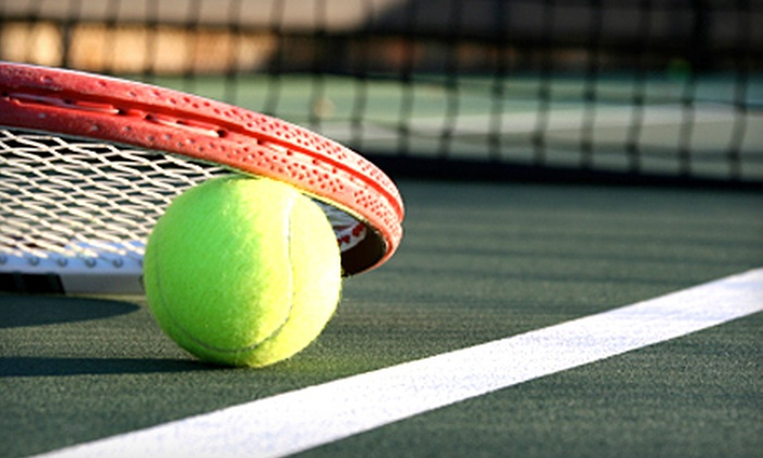 Spizzo Tennis - University District Alliance: Adult or Junior Tennis Clinics at Spizzo Tennis