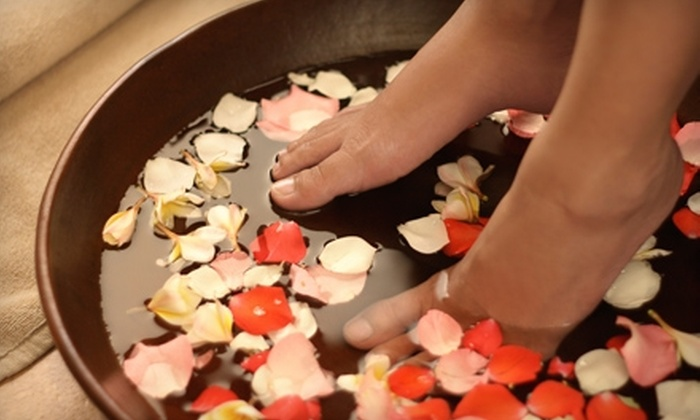 Siempre Skin Care - Eagle: $19 for a Spa Foot Treatment at Siempre Skin Care ($39 Value)