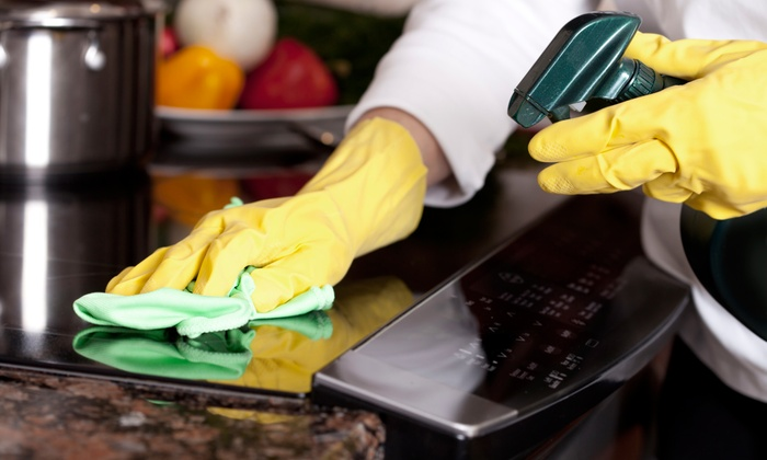 Liberty Cleaning Express - Springfield, MA: $49 for One Person and Two Hours of Housecleaning Services from Liberty Cleaning Express ($98 Value)