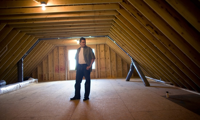 ITS Insulation - Bountiful: $10 for Attic-Insulation Inspection and Free Insulation Installation for Qualified Homes from ITS Insulation ($20 Value)