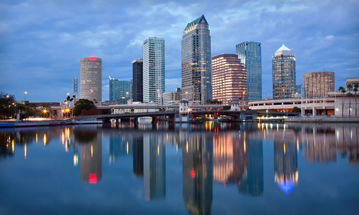 null - Tampa Bay Area: Stay at Doubletree by Hilton Tampa Airport Westshore in Tampa, FL