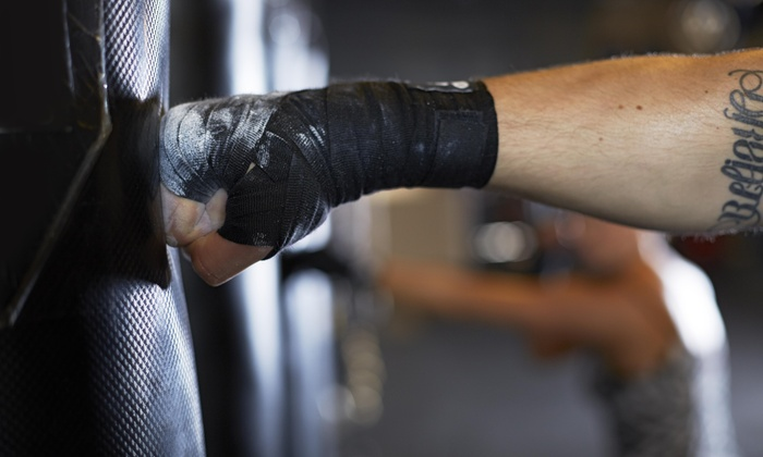 6 Degree Burn Fitness Studios - The Smart Zone: $35 for 10 Kickboxing Classes at 6 Degree Burn Fitness Studios ($100 Value)
