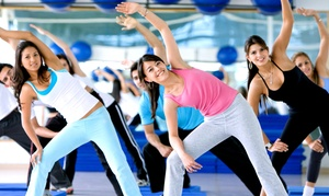 Bella Fitness: 10, 15, or 21 Classes at Bella Fitness (Up to 77% Off)