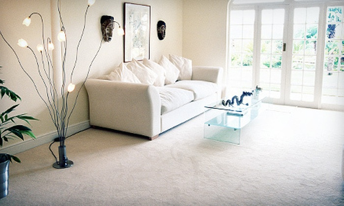 Doctor Carpet - Denver: Two, Four, or Six Rooms of Carpet Cleaning from Doctor Carpet (Up to 59% Off)