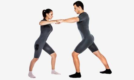 6, 8 o 10 sesiones de electroestimulación muscular con entrenador personal desde 59 € en Feelness by Mii Body