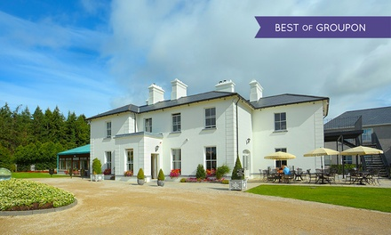 Cong: 1 or 2 Nights for Two with Breakfast, Dinner, Cocktail and Late CheckOut at Lodge at Ashford Castle