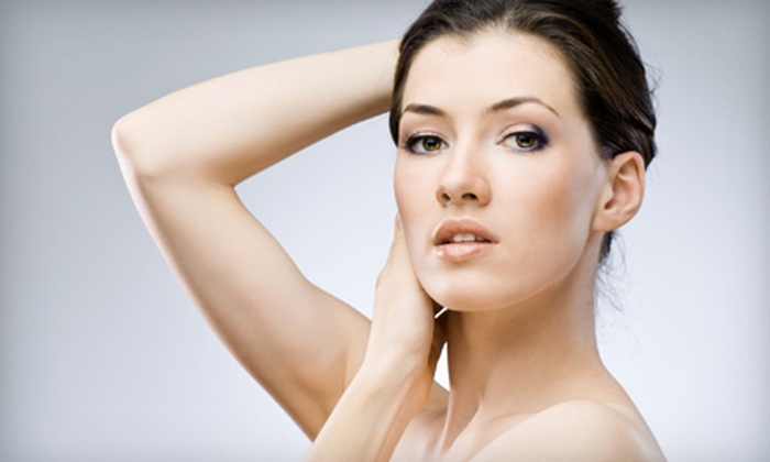 Privy Skin Care - Southwest Las Vegas,Spring Valley: 60-Minute European or Back Facial at Privy Skin Care