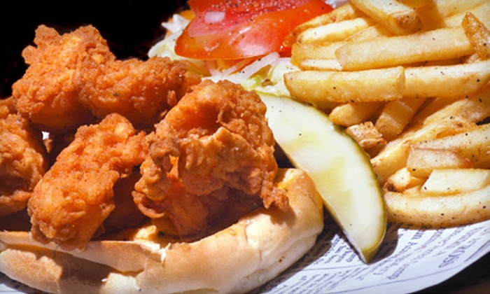 Tommy Rocker's - Multiple Locations: $15 for $35 of American Fare at Tommy Rocker's